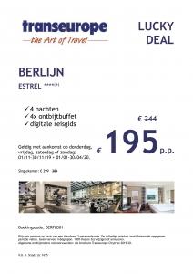Transeurope Lucky Deal Berlijn