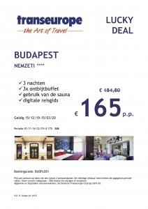 Transeurope Lucky Deal Budapest